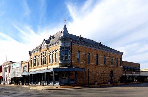 The Uvalde Grand Opera House