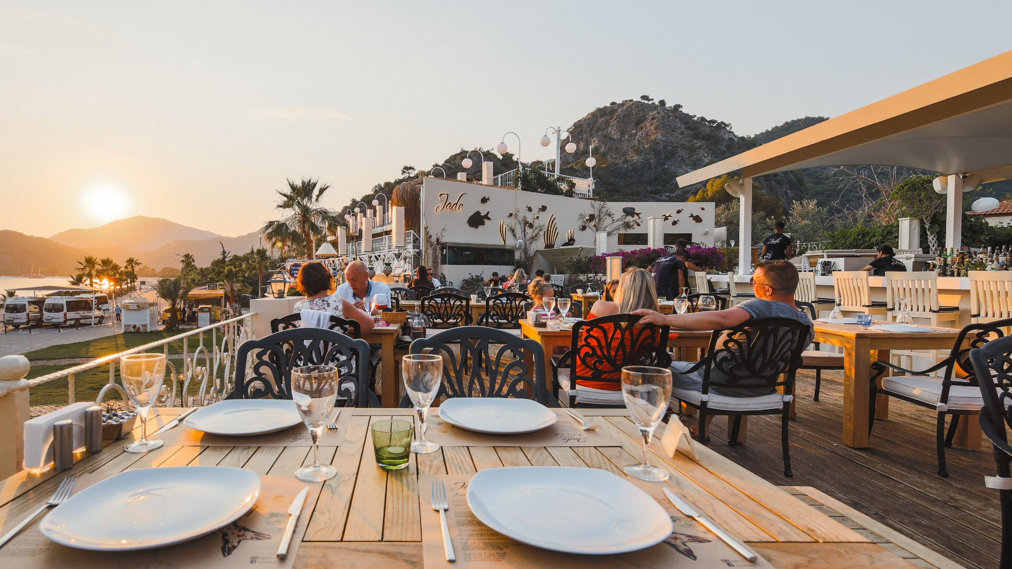 Jade terrace food drink oludeniz restaurant reviews for Terrace bar and food