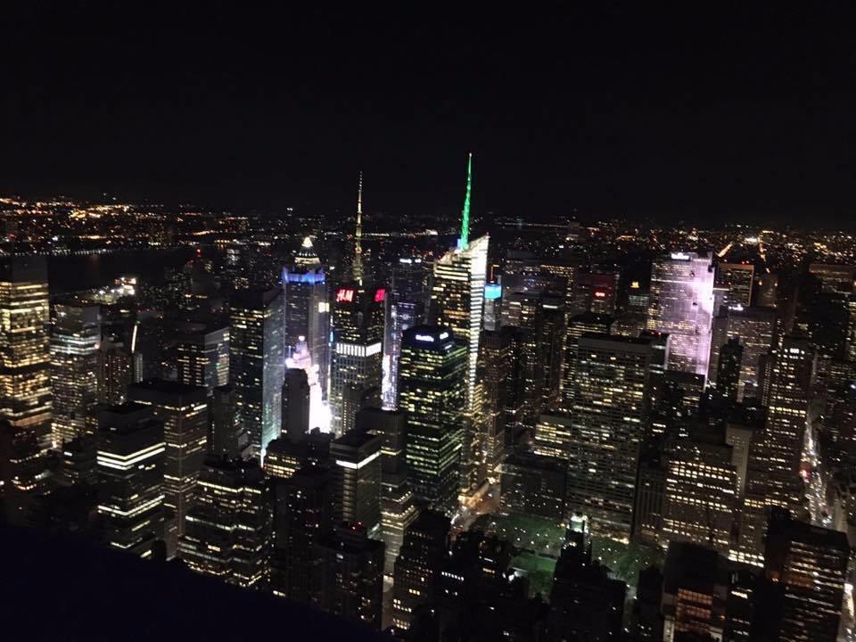 Empire State nocturno