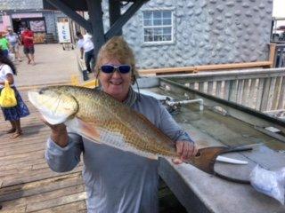 Buccaneer Bay Fishing