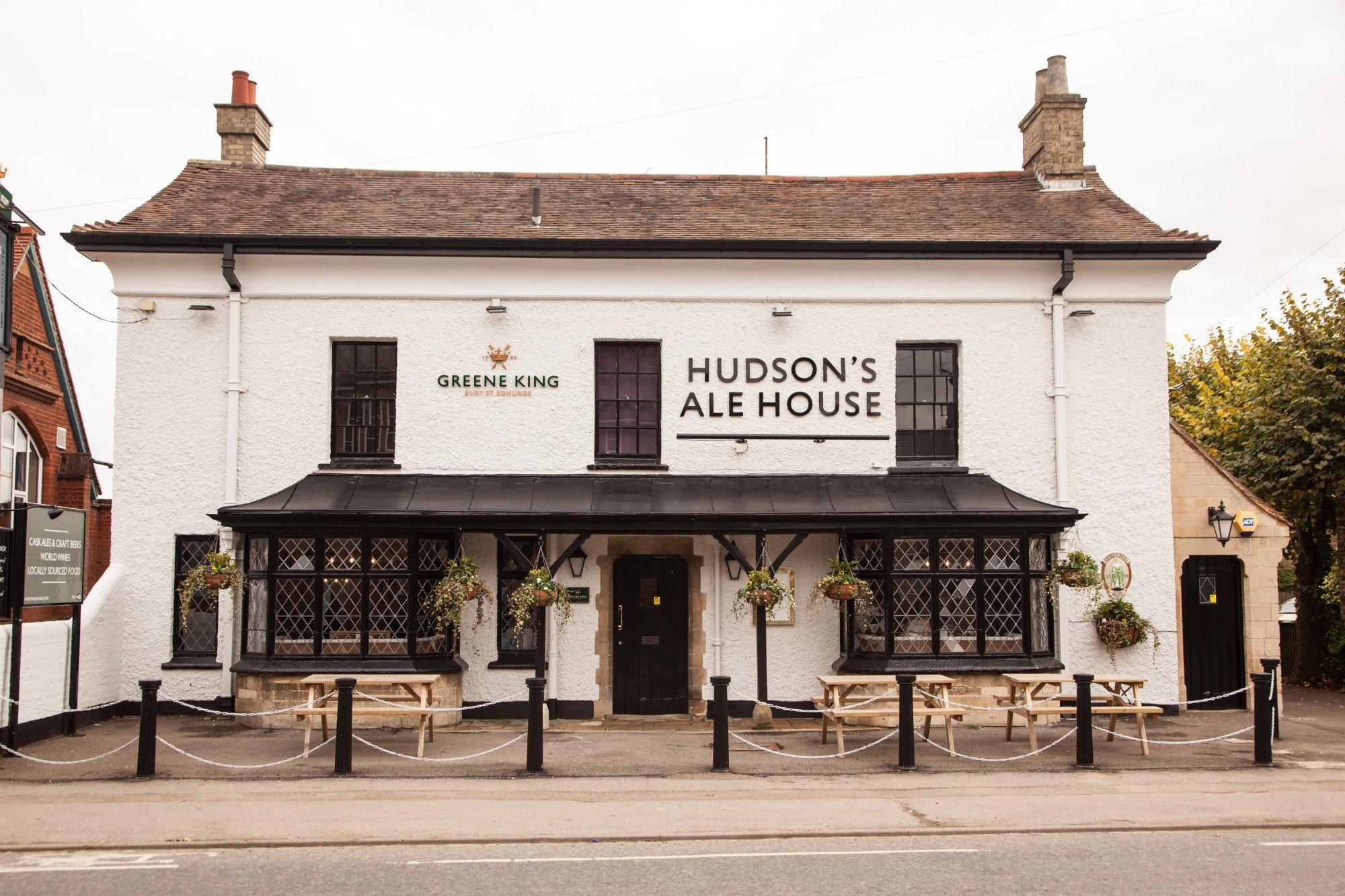 Hudson 39 S Ale House Trumpington Restaurant Reviews