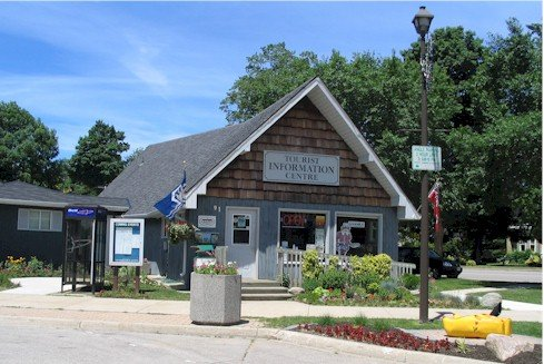 Goderich Tourist Information Centre