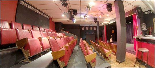 Comedie Paka /Theatre des 3 act