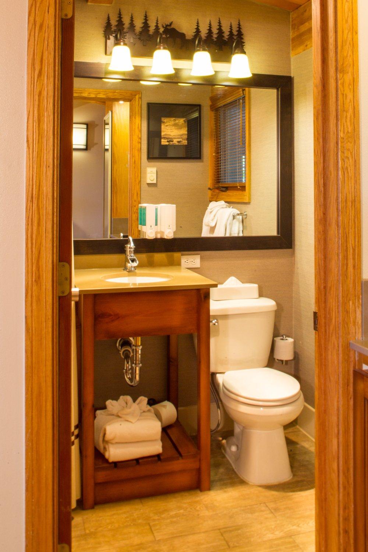 Jenny Lake Lodge Dining Room Part 44