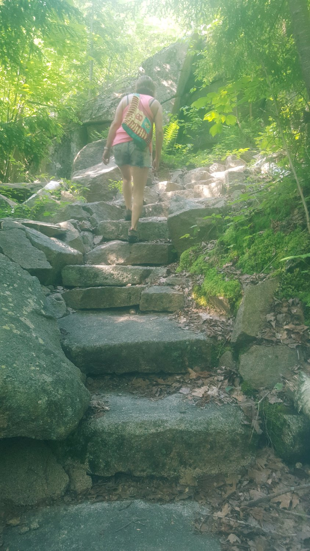 Homan's Trail, Acadia National Park