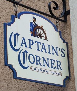 Captain's Corner