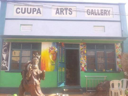 Cuupa Arts Gallery