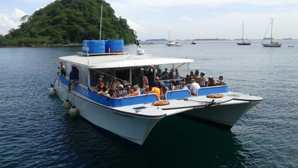 Taboga Express Fast Ferry