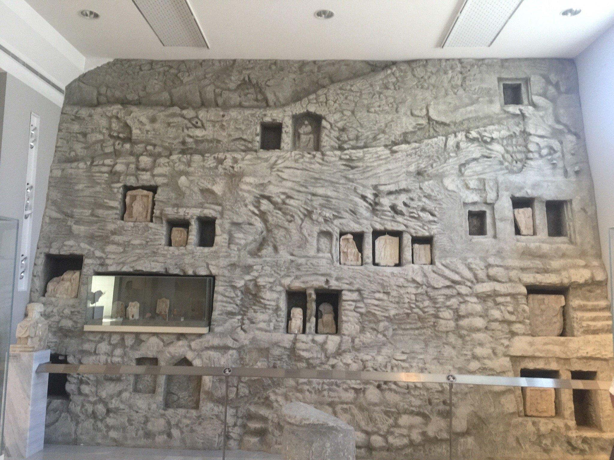 Pythagorion Archaeological Museum - Sámos - Pythagorion ...