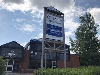 Ontario Travel Information Centre - Sault Ste. Marie