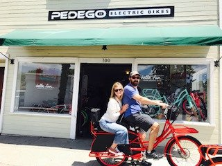 Pedego Electric Bikes Santa Barbara