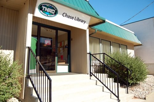 Chase Library, Thompson-Nicola Regional Library