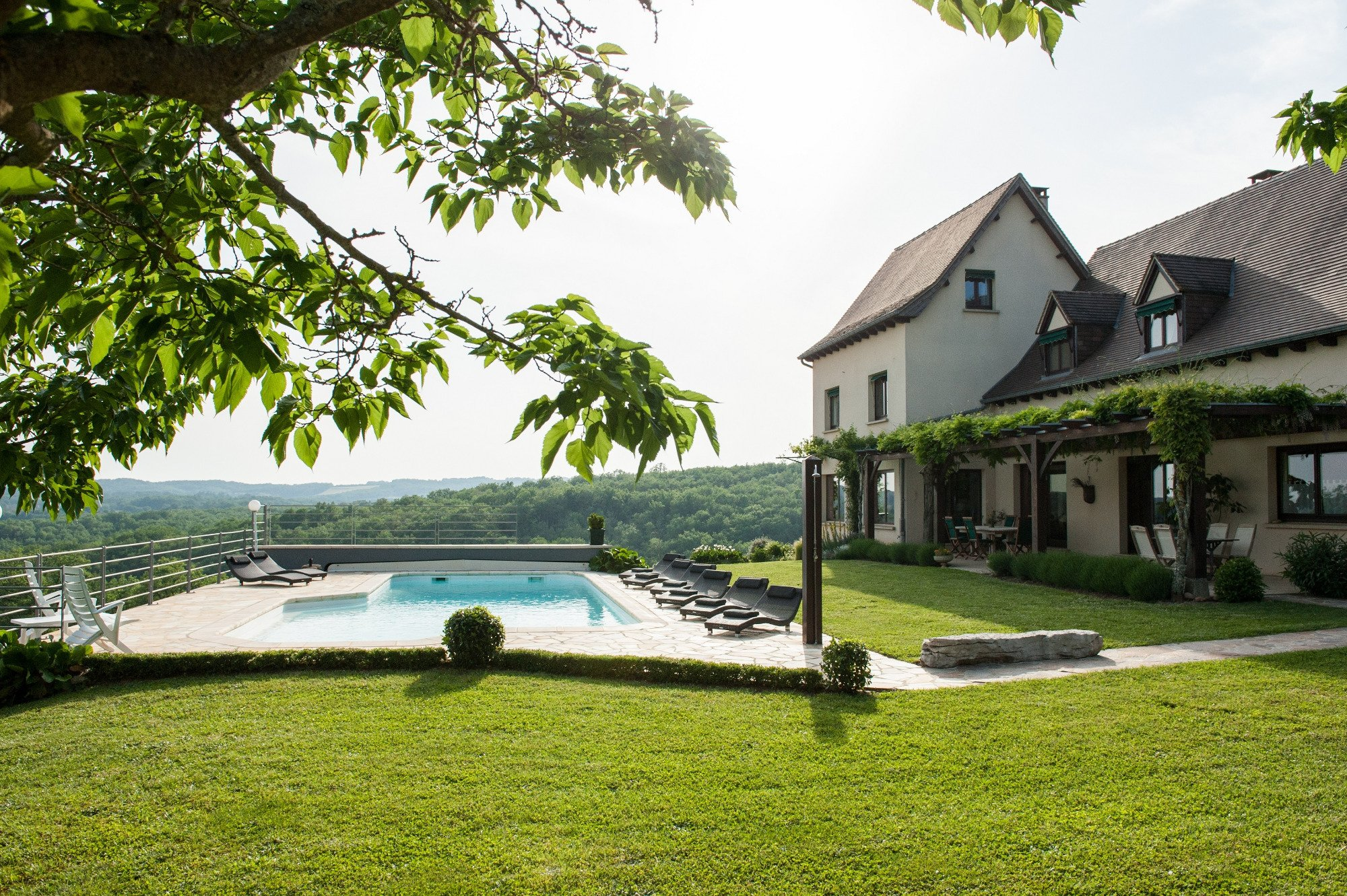 Chambres d h´tes Villa Touloumo B&B Mayrac voir les tarifs 9