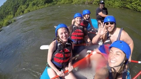 Ocoee Inn Rafting