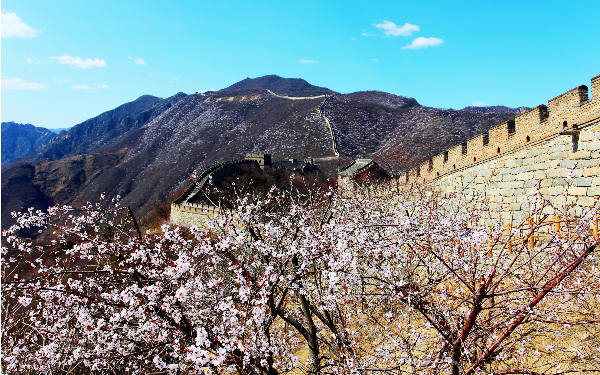 Wall Mutianyu Great Wall Beijing China Top Tips Before You Go With