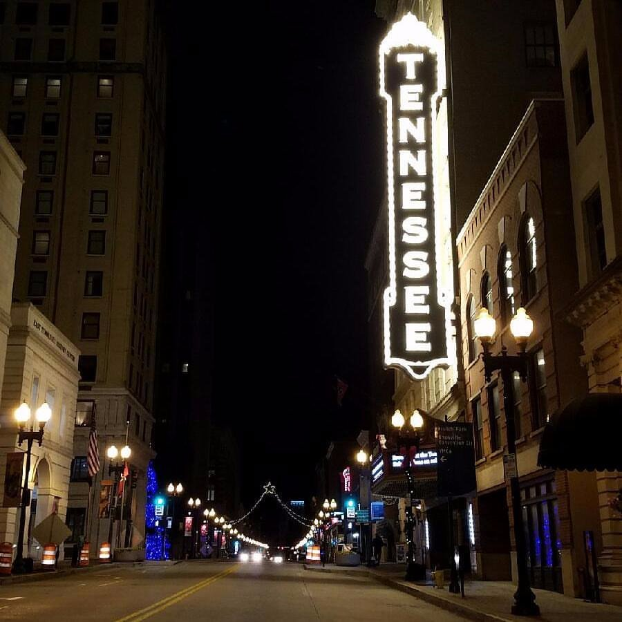 Downtown Knoxville, Gay Street (Tennessee Theatre)