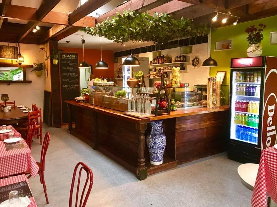 Bella the little italian kitchen christchurch for Kitchen 1883 reviews