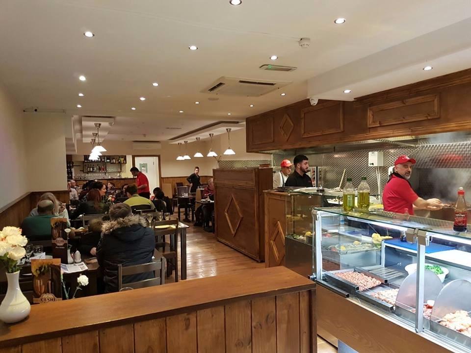 Cesni authentic turkish restaurant london restaurant for Authentic turkish cuisine