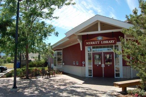 Merritt Library, Thompson-Nicola Regional Library