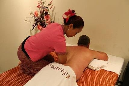Samran Tradionele Thai Massage Salon