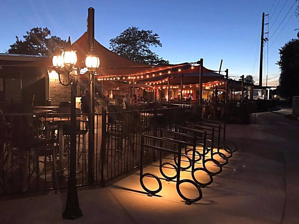 The riverside hotel boise id 2018 review family for Balcony bar restaurant