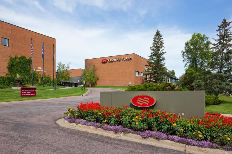 Crowne Plaza Minneapolis West Plymouth Mn Hotel