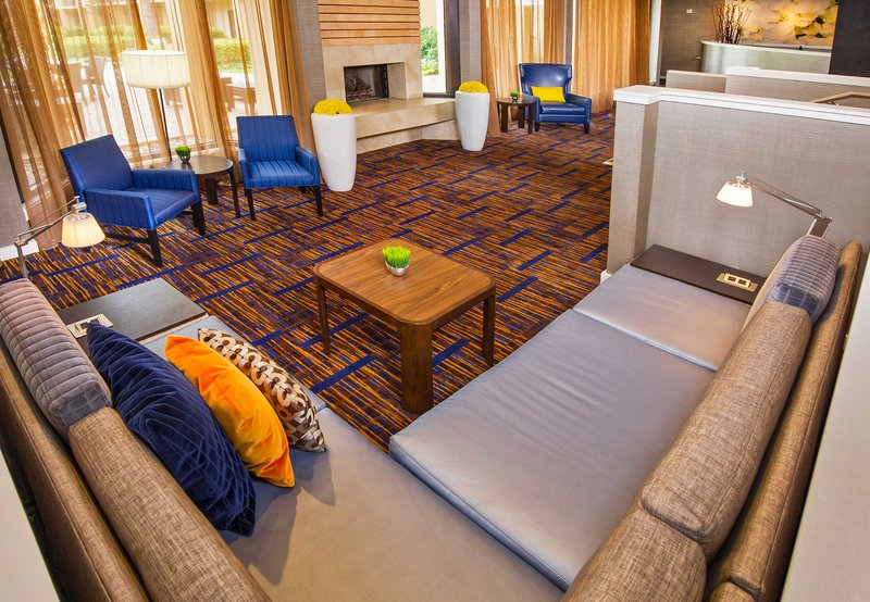 Courtyard Charlottesville North - UPDATED 2017 Hotel ...