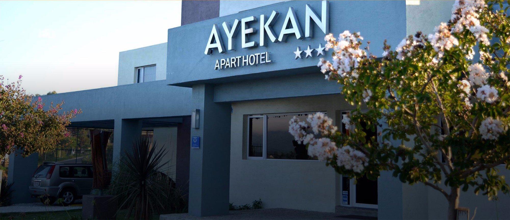 Ayekan Apart Hotel