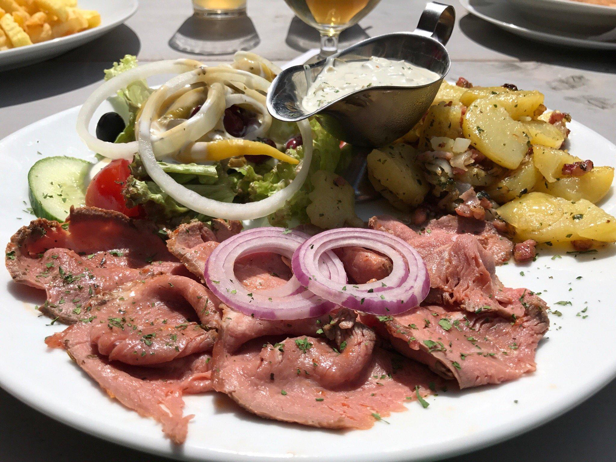 Top 5 European food in Juist, Lower Saxony, Germany