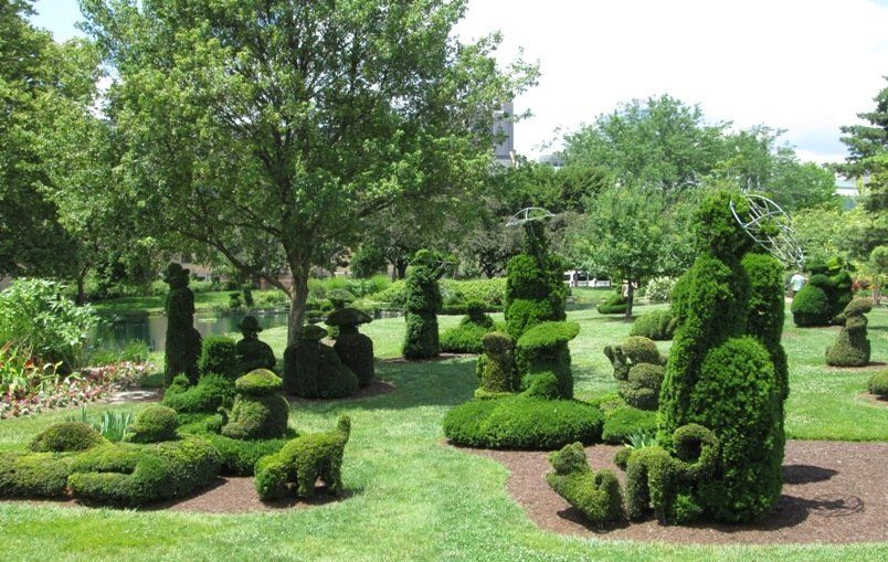 Topiary Garden Columbus Oh Top Tips Before You Go