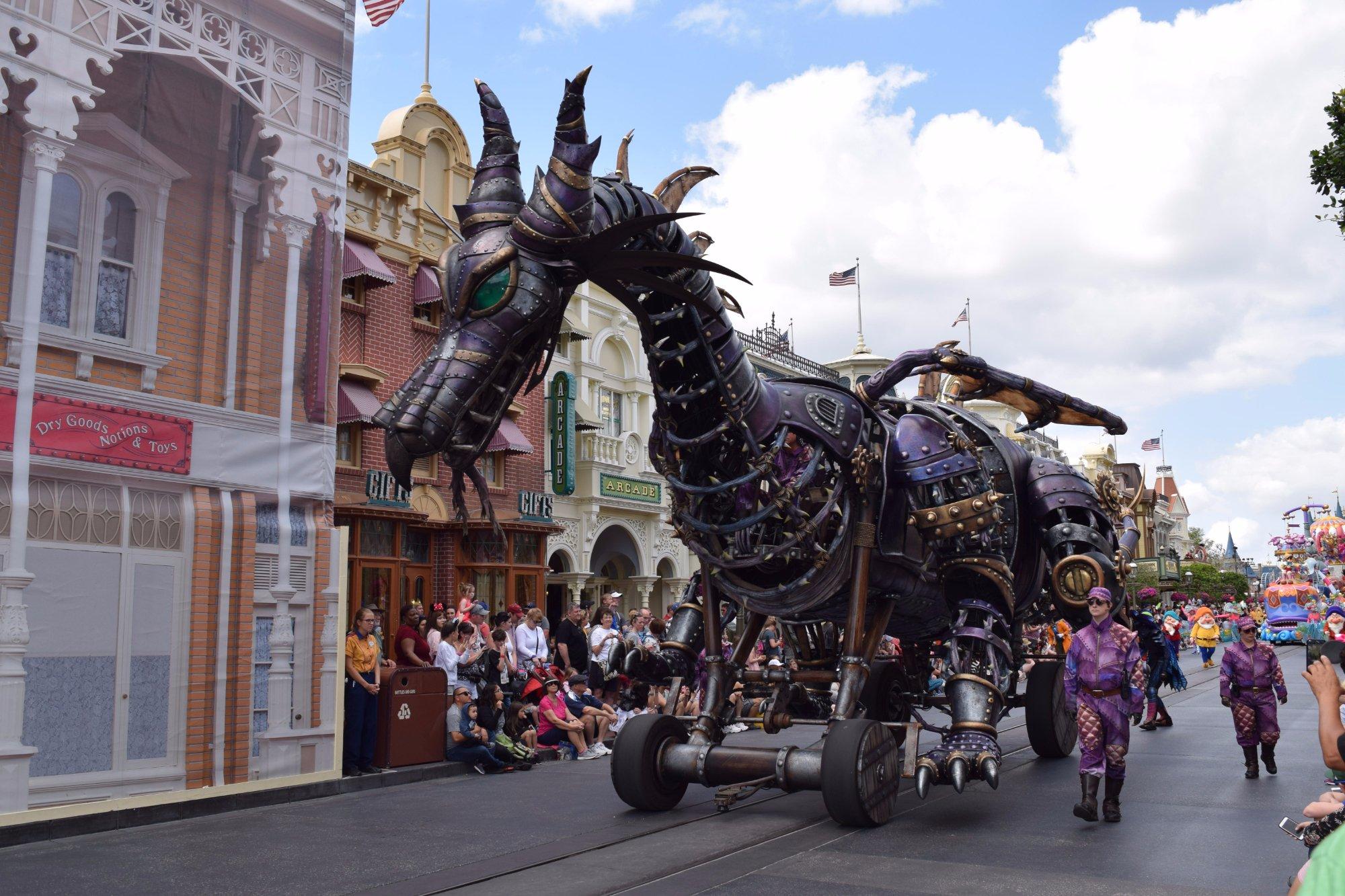Desfile o Parada.. Atraccion majestuosa para chicos y adultos