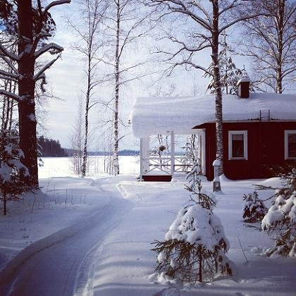 Lapland Camp Luxury Choice