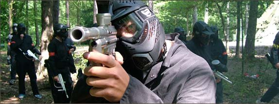 Paintball Park 8