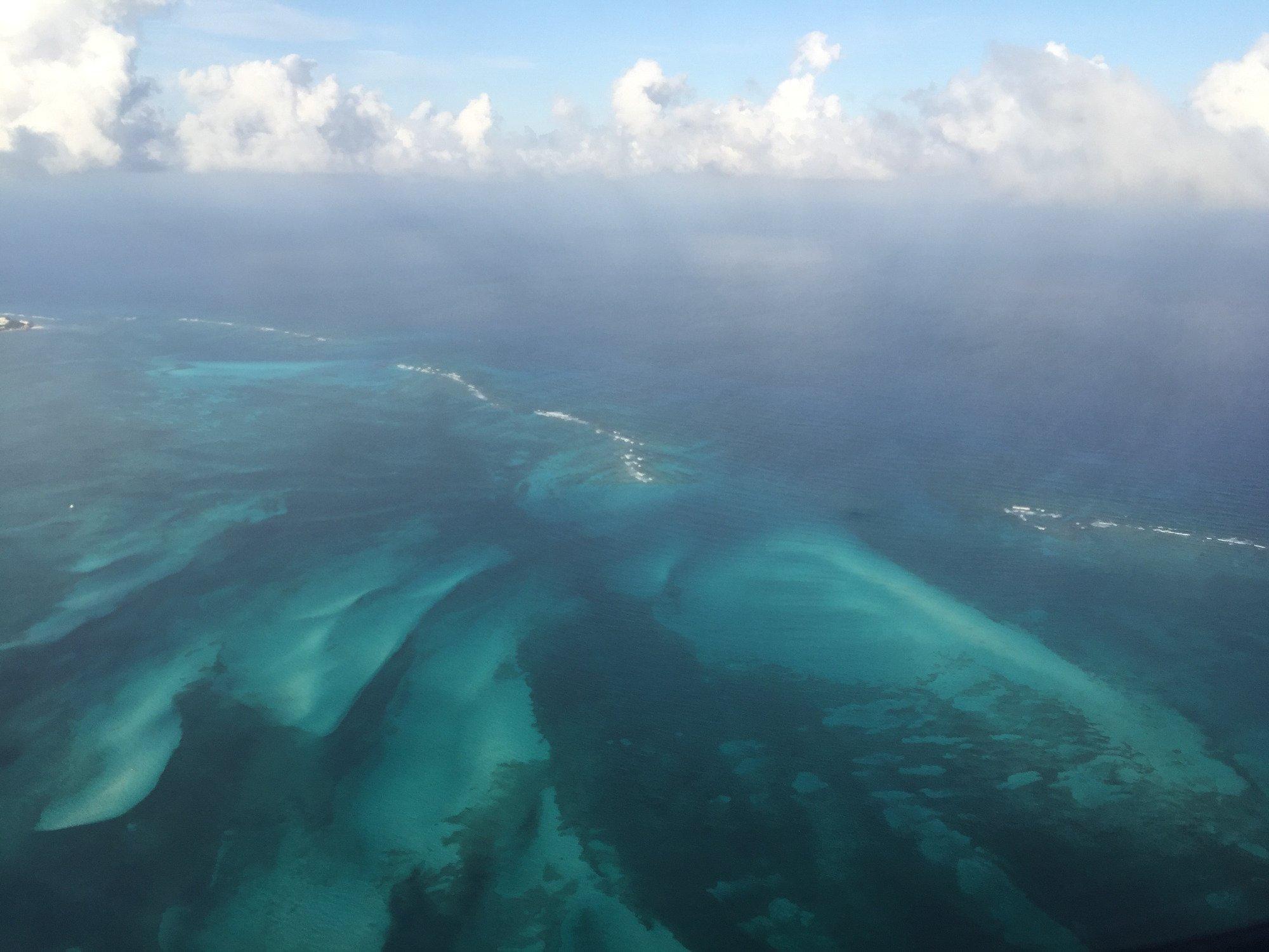 Sea off Cancun