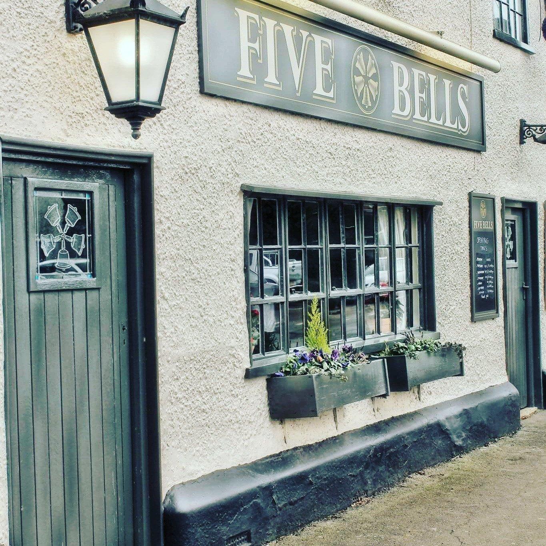 The Five Bells at Cople
