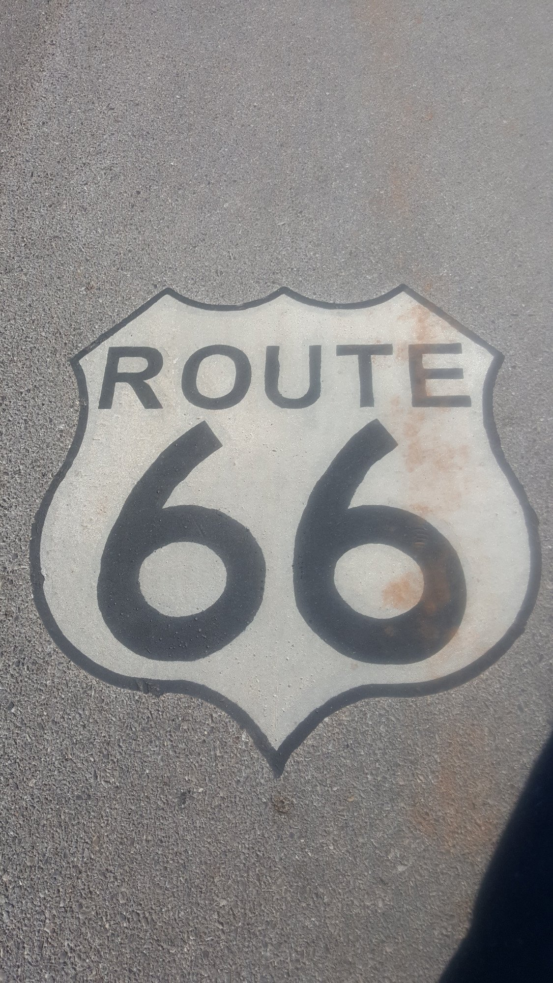 The real Route 66!
