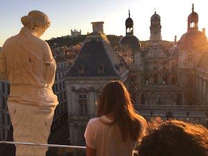 Lyon Visite