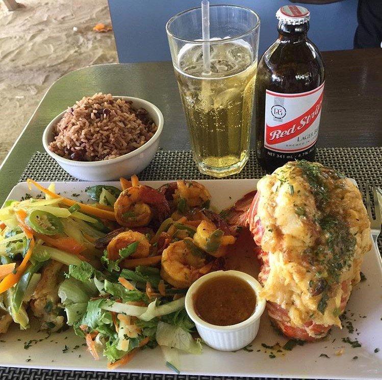 Sharkies Seafood Restaurant, Runaway Bay - Restaurant ...