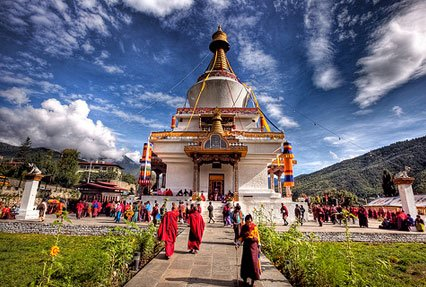Bhutan Luxury Tour