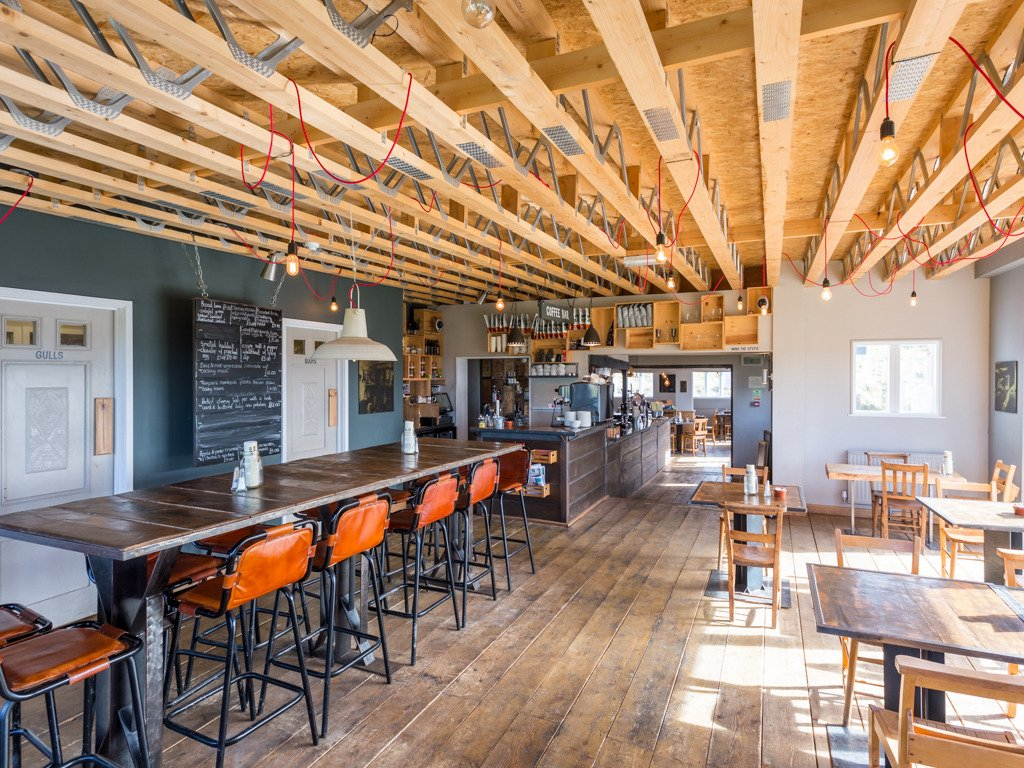 Restaurants the sail loft in waveney with cuisine british for Cuisine loft