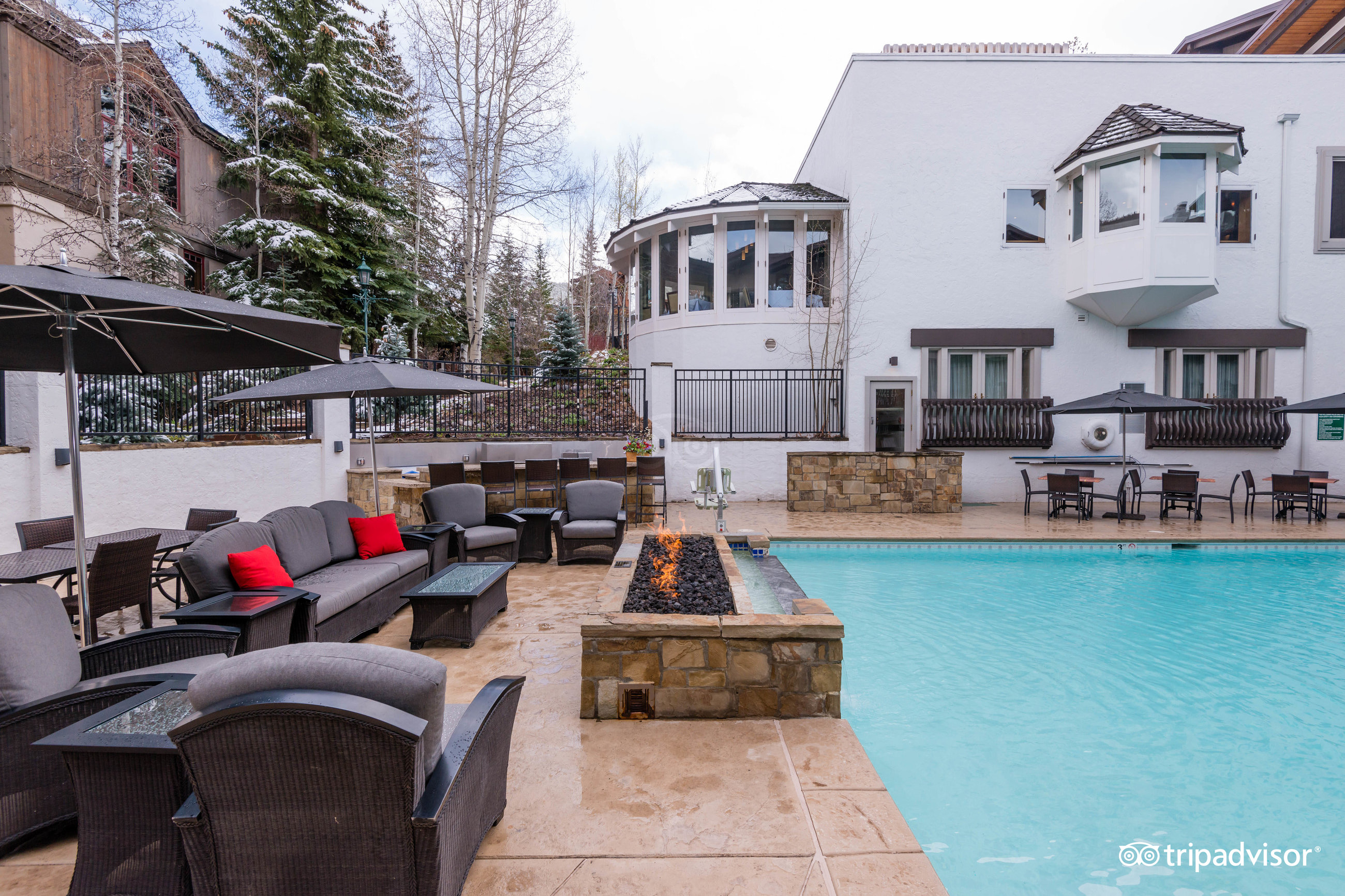the lodge at vail co 2018 hotel review family vacation critic