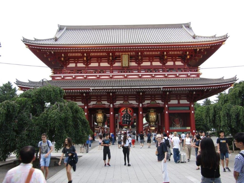 Asakusa Shrine (Taitó, Japonsko) - Recenze - TripAdvisor