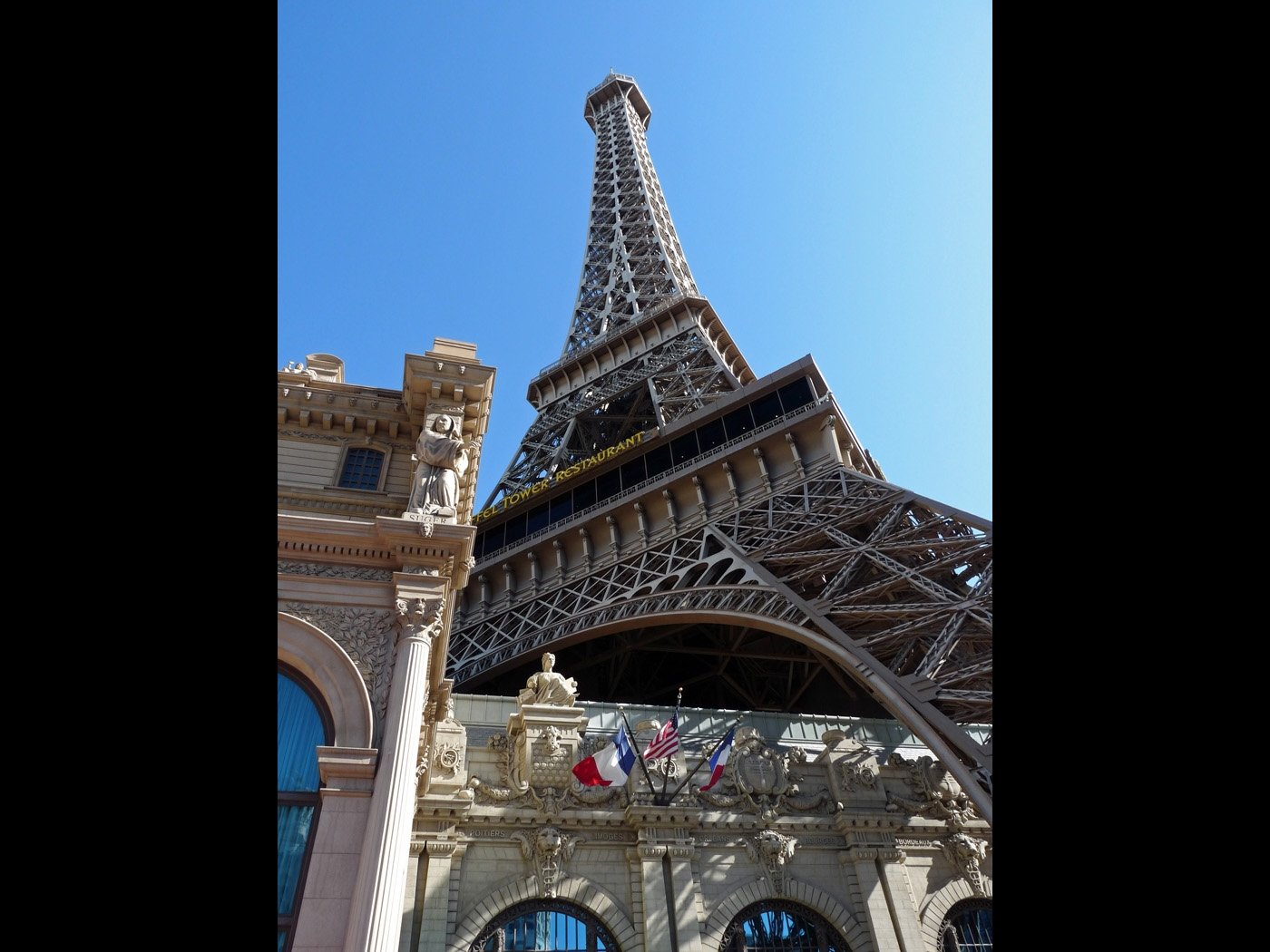 Eiffel Tower in Paris Hotel