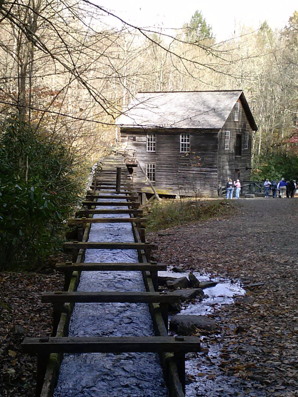 Historic Mingus Mill