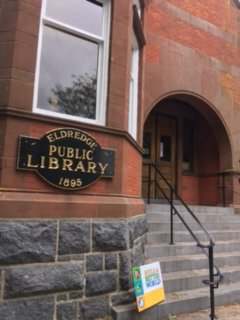Eldredge Public Library