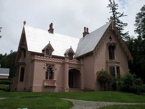‪Morrill Homestead‬