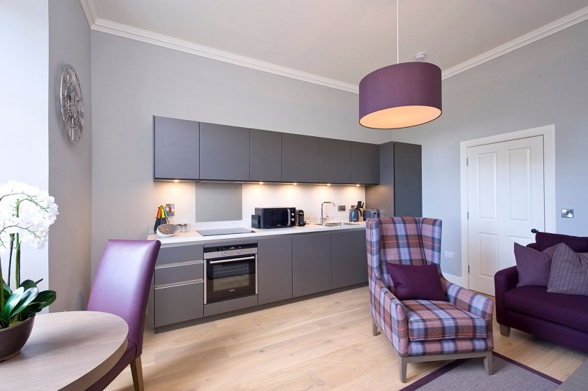Destiny scotland george iv apartments updated 2017 for O kitchen edinburgh