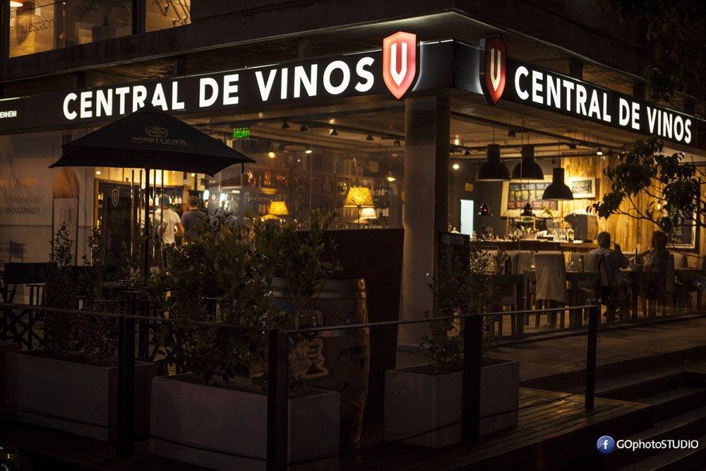 CENTRAL DE VINOS Vinoteca y Resto