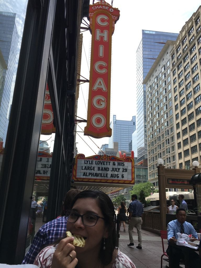 Chicago Map Loop%0A ChickfilA  Chicago      N State St  Downtown   The Loop  Restaurant  Reviews  u     Phone Number  TripAdvisor