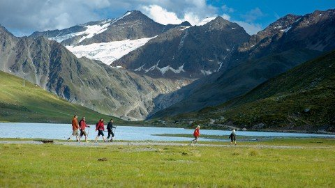 Gletscherpark Fendels